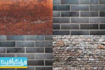 دانلود تکسچر دیوار های آجری لندن