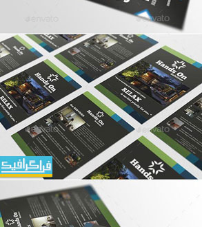 دانلود فایل لایه باز فتوشاپ پوستر های تبلیغاتی مدرن