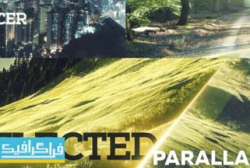 دانلود پروژه افتر افکت اسلاید شو پارالکس انعکاسی
