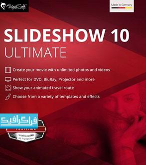 دانلود نرم افزار ساخت اسلاید شو حرفه ای Slide Show Ultimate