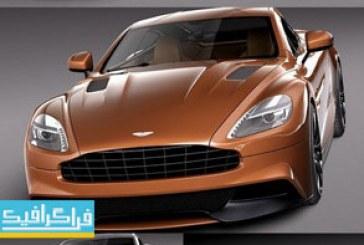 دانلود مدل سه بعدی اتومبیل Aston Martin 2013 Vanquish