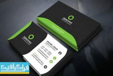 دانلود کارت ویزیت لایه باز فتوشاپ شرکتی – شماره 116