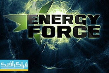 دانلود پروژه افتر افکت نمایش لوگو – طرح قدرت انرژی