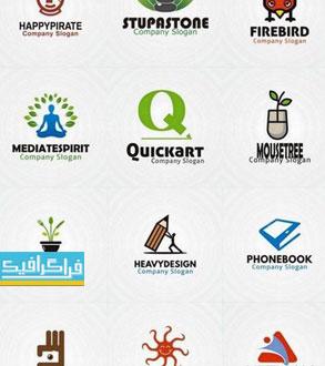 دانلود لوگو های مختلف وکتور لایه باز - شماره 144