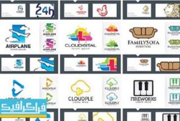 دانلود لوگو های مختلف وکتور لایه باز – شماره 147