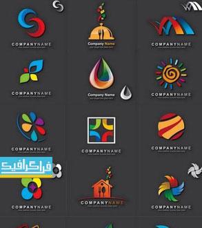 دانلود لوگو های مختلف وکتور لایه باز - شماره 150