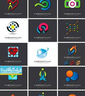 دانلود لوگو های مختلف وکتور لایه باز - شماره 152