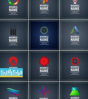 دانلود لوگو های مختلف وکتور لایه باز - شماره 156