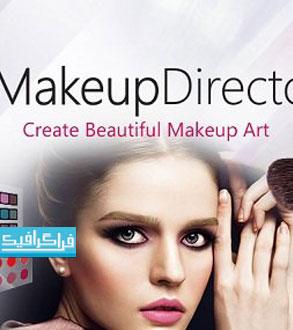 دانلود نرم افزار آرایش صورت Makeup Director
