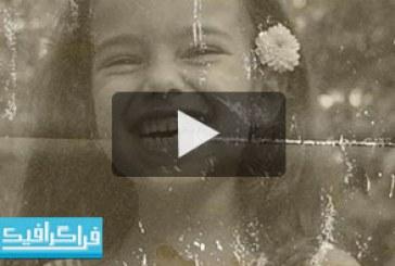 آموزش ویدیویی فتوشاپ – تبدیل عکس به عکس قدیمی