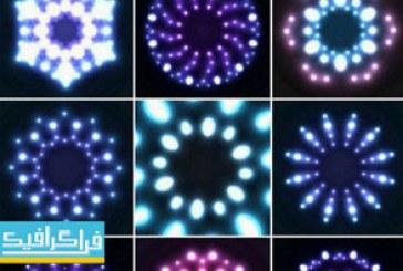 دانلود وکتور افکت های ویژه نورانی – شماره 2
