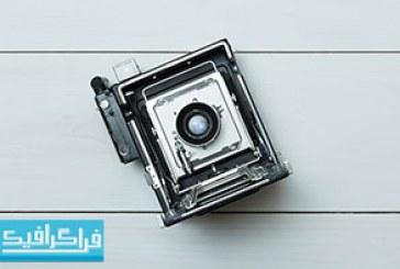 دانلود تصاویر استوک دوربین عکاسی قدیمی – رایگان