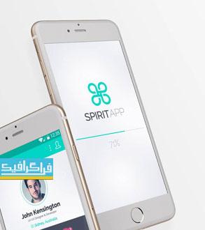 دانلود پروژه افتر افکت ویدیو تبلیغ اپلیکیشن موبایل - شماره 2