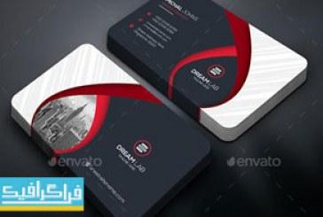 دانلود کارت ویزیت لایه باز فتوشاپ شرکتی – شماره 130