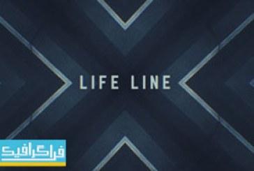 دانلود پروژه افتر افکت ویدیو تیتراژ آغازین – Life Line