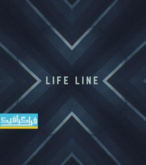 دانلود پروژه افتر افکت ویدیو تیتراژ آغازین - Life Line