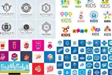 دانلود لوگو های مختلف وکتور لایه باز – شماره 165
