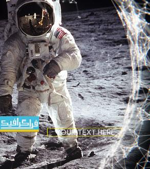 دانلود پروژه افتر افکت اسلاید شو - خطوط پیچیده Plexus