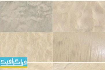 دانلود تکسچر تصاویر شن – Sand Textures
