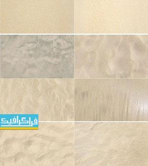 دانلود تکسچر تصاویر شن - Sand Textures