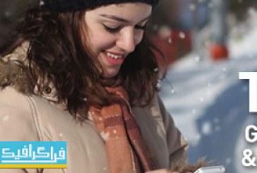 دانلود پروژه افتر افکت کیت ساخت برف