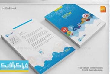 دانلود فایل لایه باز فتوشاپ و وکتور طرح های هویت بصری – شبکه اجتماعی