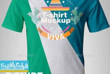 دانلود ماک آپ فتوشاپ تی شرت – شماره 3