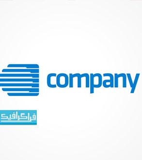 دانلود لوگو شرکتی و تجاری لایه باز وکتور - رایگان