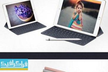 دانلود ماک آپ فتوشاپ آی پد پرو – iPad Pro