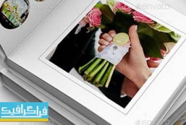 دانلود فایل لایه باز فتوشاپ آلبوم عکس عروسی – شماره 2