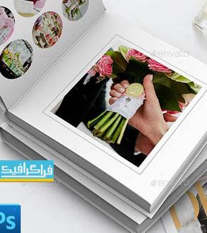 دانلود فایل لایه باز فتوشاپ آلبوم عکس عروسی - شماره 2