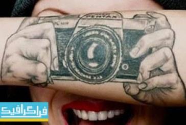 دانلود اکشن فتوشاپ ساخت خالکوبی – Tatto Maker