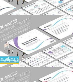 دانلود قالب پاورپوینت تجاری Business - شماره 13