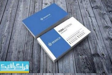 دانلود کارت ویزیت لایه باز فتوشاپ شرکتی – شماره 150