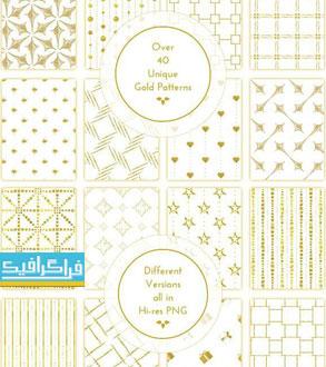 دانلود پترن های طلایی - فایل تصویری - شماره 2