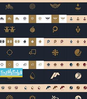 دانلود لوگو های مختلف وکتور لایه باز - شماره 179