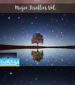 دانلود تصاویر افکت نور های جادویی - کیفیت 5K - شماره 2