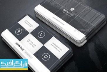 دانلود کارت ویزیت لایه باز فتوشاپ مدرن شرکتی – شماره 15