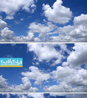 دانلود ویدیو فوتیج آسمان زیبا - Beautiful Sky