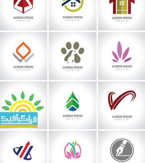 دانلود لوگو های مختلف وکتور لایه باز - شماره 181