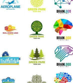 دانلود لوگو های مختلف وکتور لایه باز - شماره 183