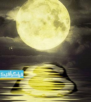 دانلود ترک موسیقی آرام lonely moon bossa nova