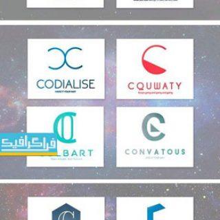 دانلود لوگو های حرف C - لایه باز فتوشاپ و وکتور