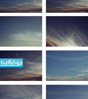 دانلود تکسچر تصاویر خط افق آسمان - Skyline Texture