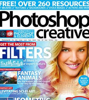 دانلود مجله فتوشاپ Photoshop Creative - شماره 160