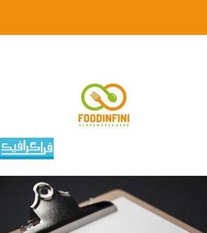 دانلود لوگو غذا و علامت نامحدود - لایه باز وکتور