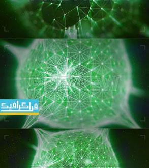 دانلود ویدیو فوتیج DNA ویروس