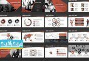 دانلود قالب پاورپوینت تجاری ساده Business - شماره 15