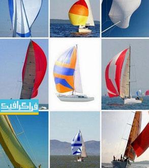 دانلود تصاویر استوک قایق بادبانی Sailboat Stock